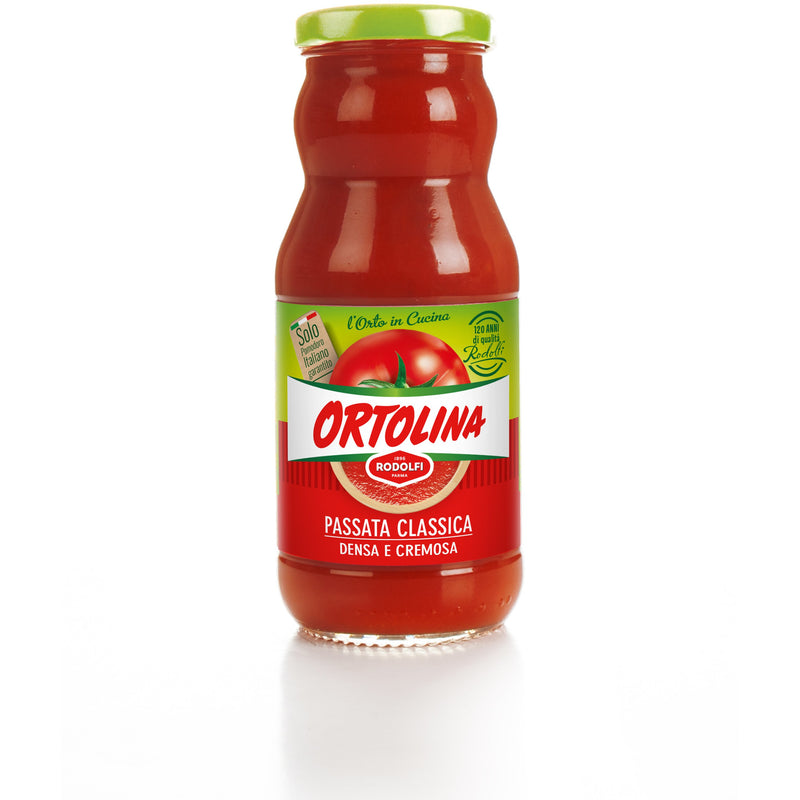 Passata Ortolina 350g bottle