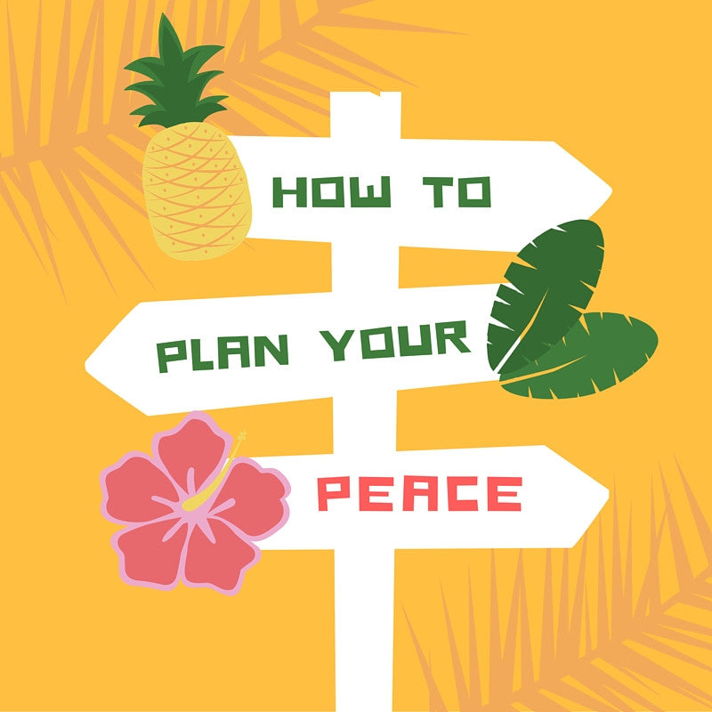 Everyone Needs a Plan for Peace