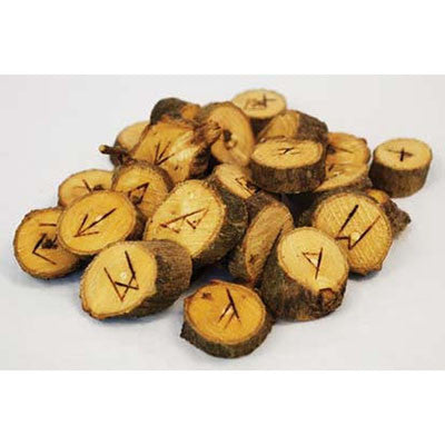 Runes Elder Wood Set