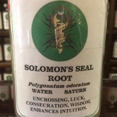 Solomon's Seal Root