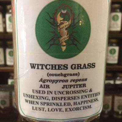 Witches Grass (Couchgrass)