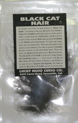 LMC Black Cat Hair