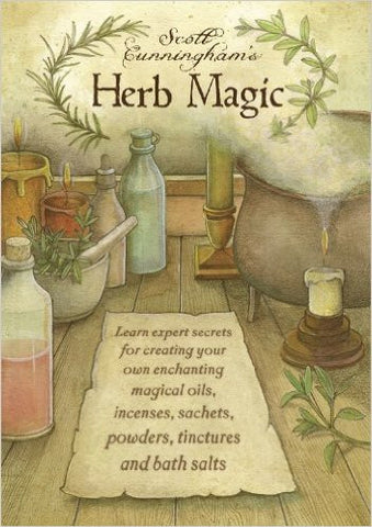 DVD - Herb Magic (Scott Cunningham)
