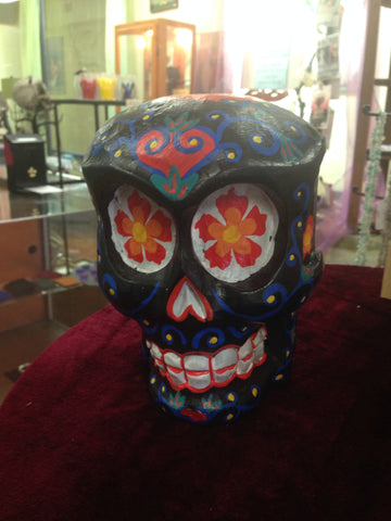 Day of the Dead skull large