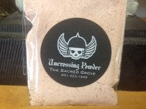 Uncrossing Powder