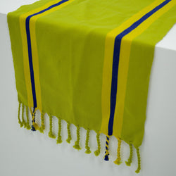 LIGHT GREEN TABLE RUNNER