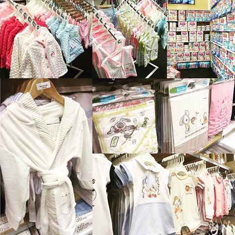 Japanese nappies and European cotton clothing for babies and kids