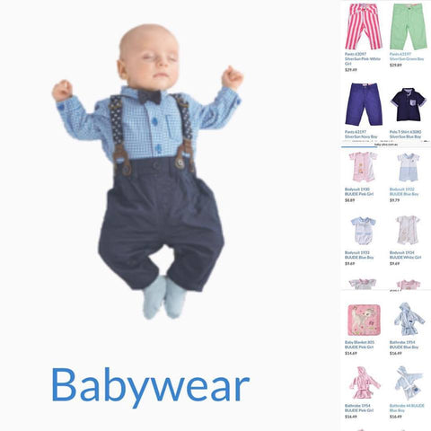 European cotton baby clothing Perth Australia