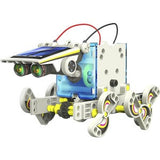 14 in 1 Solar Robot Educational Kit