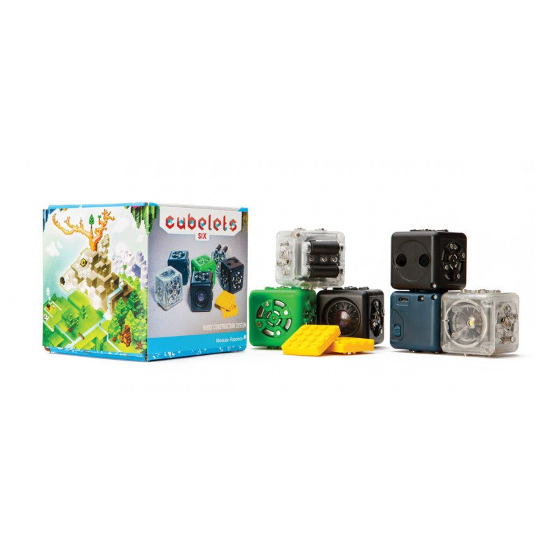 Cubelets Six Starter Kit