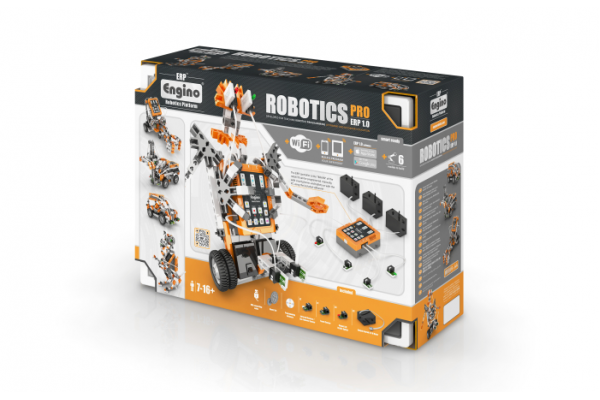 Robotics ERP Pro Edition with Wi-Fi