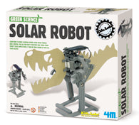 GREEN SCIENCE: SOLAR ROBOT