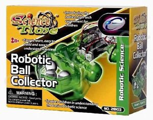 Robotic Ball Collector