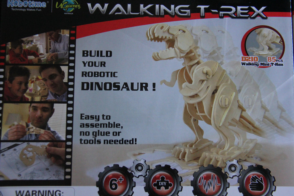 Walking T-Rex