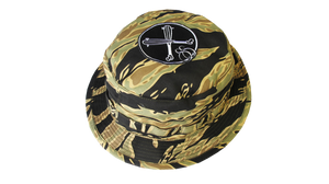 GOLDEN TIGER SHORT BRIM BOONIE