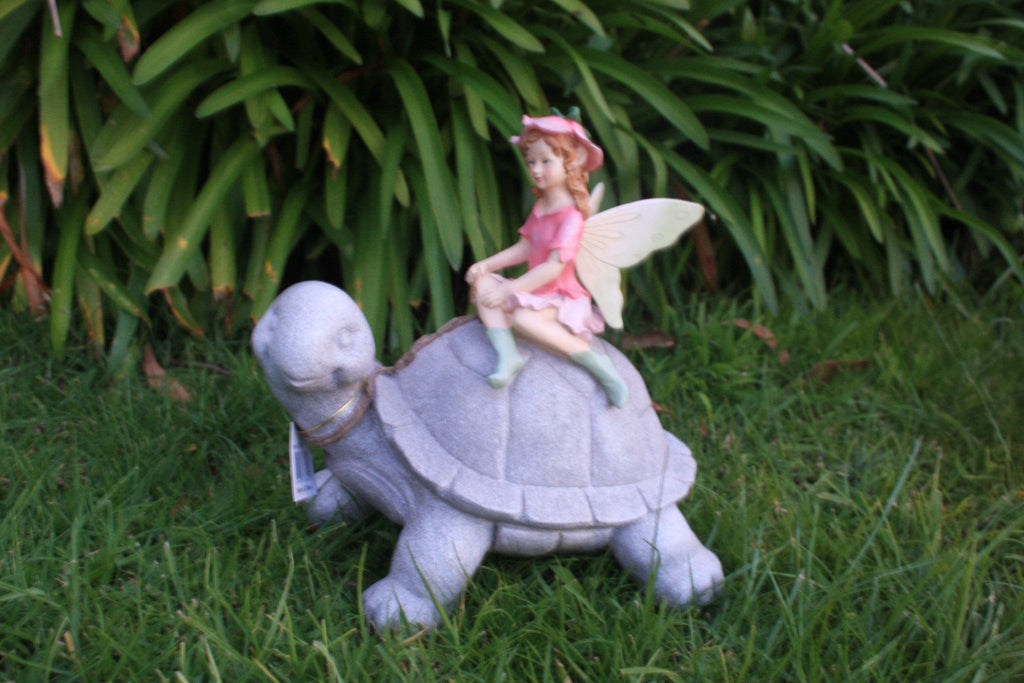 FD60 - Fairy Sitting on a Turtle - BOXED QUANTITIES 2