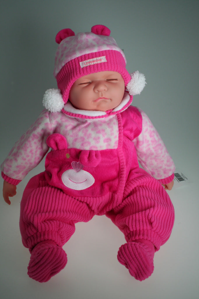 HA313 - Sleeping Doll Faith . TAMARR Clearance SALE - BUY 12 or MORE AT SPECIAL PRICE