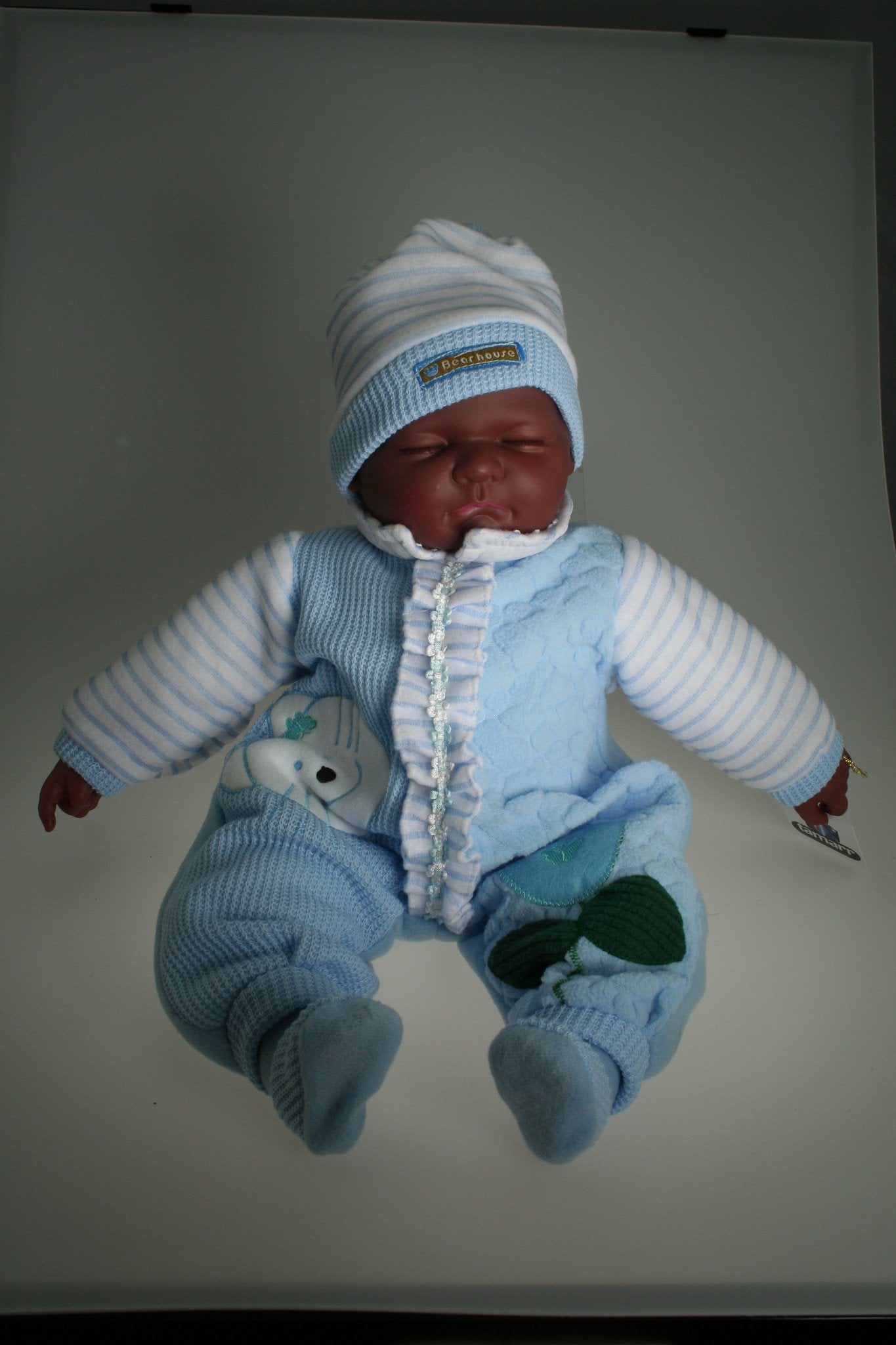 HA315 - Sleeping Baby Doll: Ethan - Tamarr Imports Innovative Giftware Pty Ltd