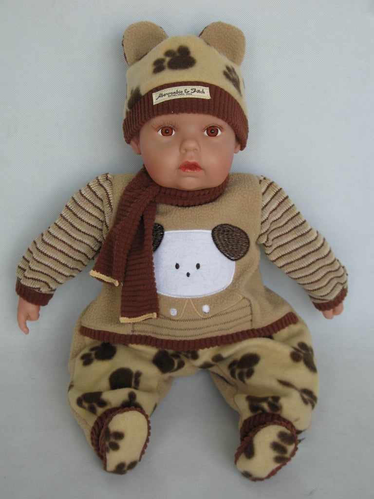 HA320 - Awake Baby Doll: Mason
