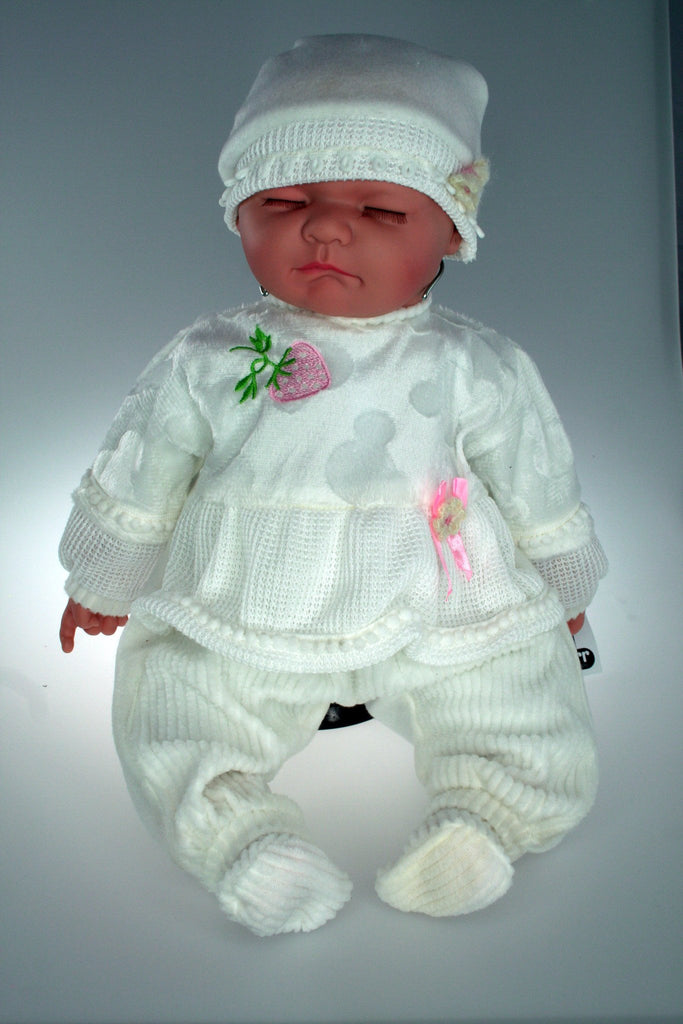 HA329 - Sleeping Baby  Doll: Mila