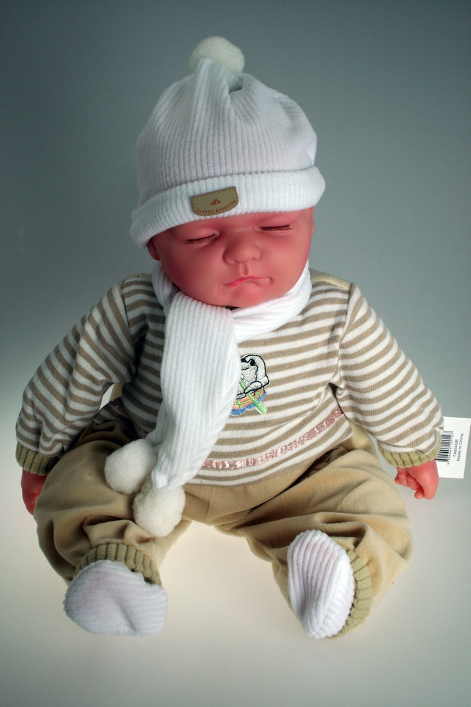 HA79 - Sleeping Baby Doll * Jacob . TAMARR SALE 50% OFF . MINIMUM  12 ASSORTED