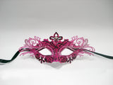 MK125 - Pink & Blk Mask - Tamarr Imports Innovative Giftware Pty Ltd