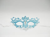 MK128 - Skyblue Swan Glitter Mask - TAMARR SALE 50% OFF