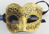 MK140 - Set of 3 Assorted Leatherette Mask with Diamantes -  CLEARANCE 50% OFF LISTED PRICE SOLD AS SETS