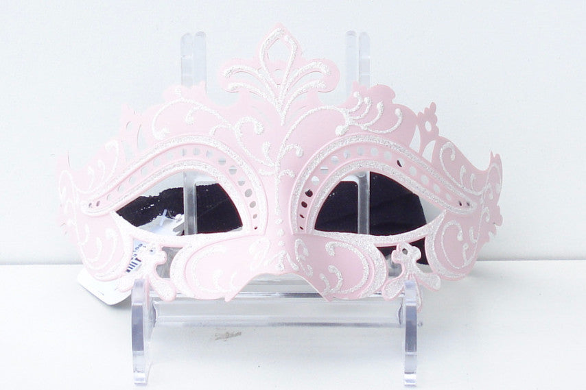 MK59 - Light Pink Mask -  CLEARANCE HALF PRICE OFF ORIGINAL PRICE BELOW