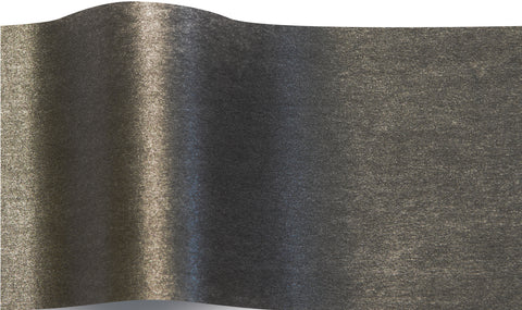 Shimmery Antique Silver Pearlesence tissue paper 70x50cm - 10 sheets