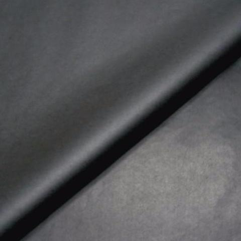 Black tissue paper 70x50cm - 10 sheets