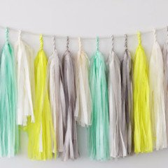 Garland - SO FRESH Tassel Garland