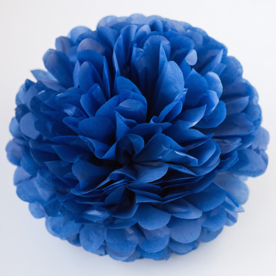 Large size parade tissue paper pom pom