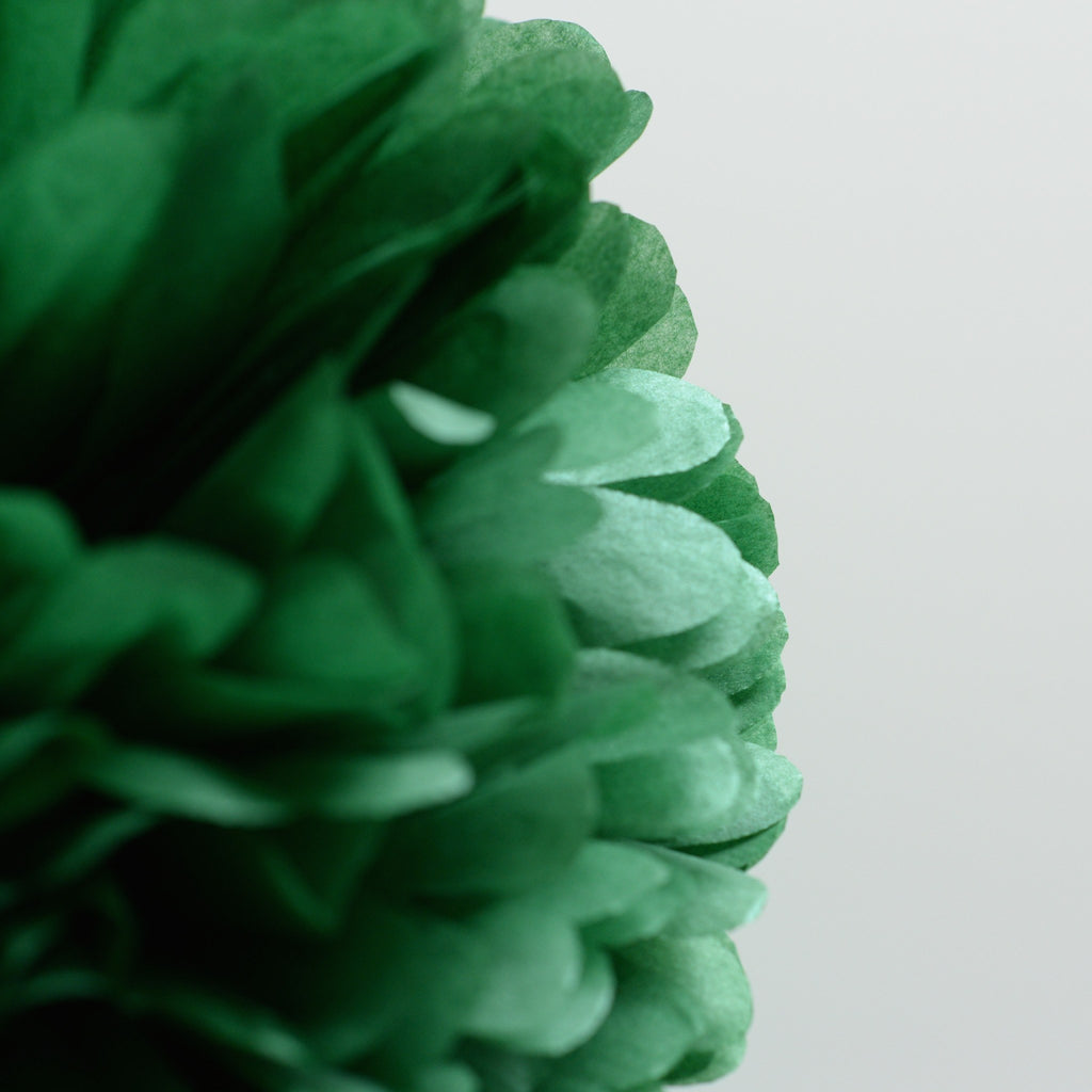 Pom - Pearlessence Holiday Green Pompom