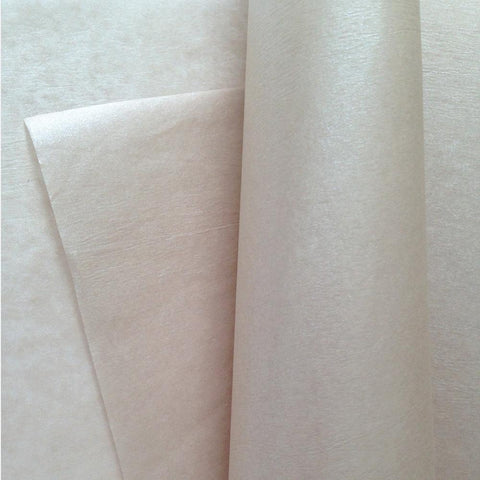Rose gold /shimmery dusty pink   tissue paper 70x50cm - 10 sheets