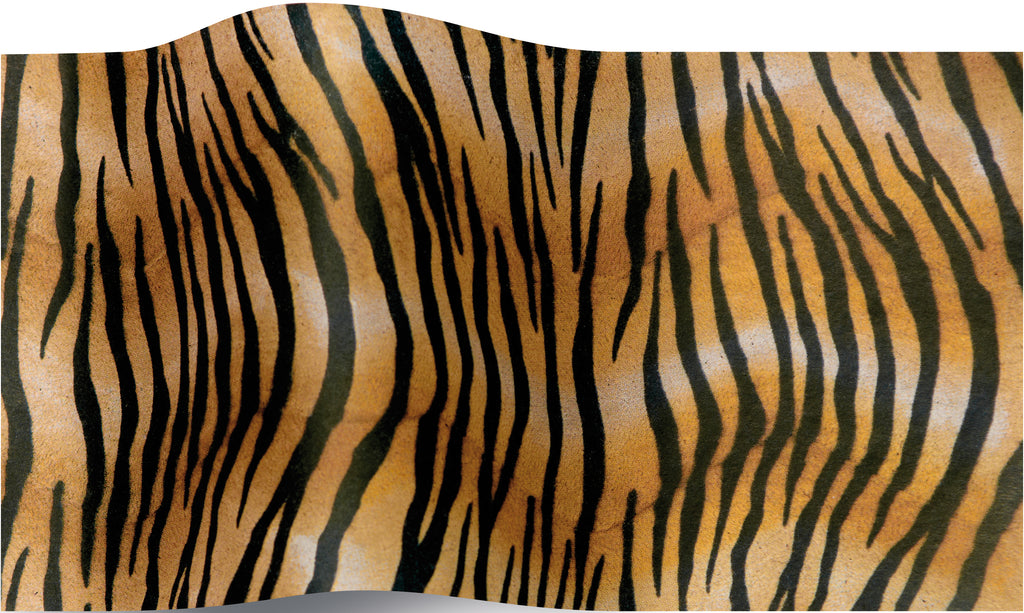 Tiger tissue paper 70x50cm - 10 sheets