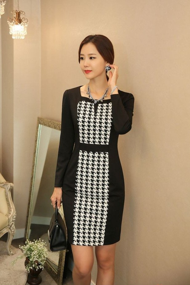 Dress - Classic Office Dress