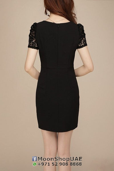 Dress - Shoulder Laced