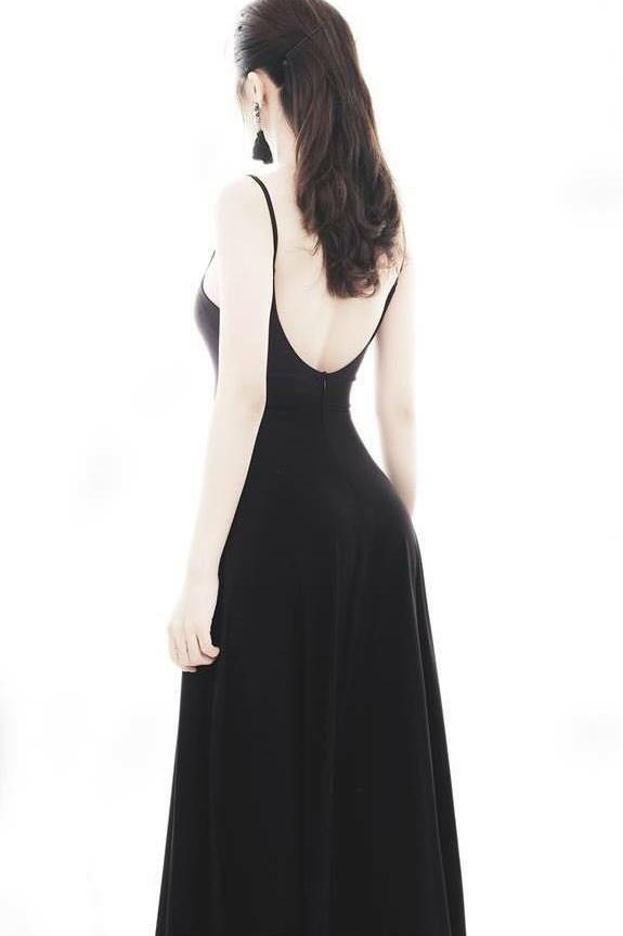 Open Back Ball Gown