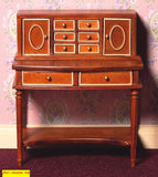 1:12 scale dolls house miniature selection of D.H.E desks 6 to choose from.