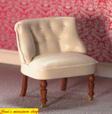 1:12 scale dolls house miniature D.H.E. classic  chairs 4 to choose from.