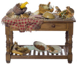 12th scale dollshouse miniature  mice playing