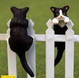 12th scale dollhouse miniature playful cats