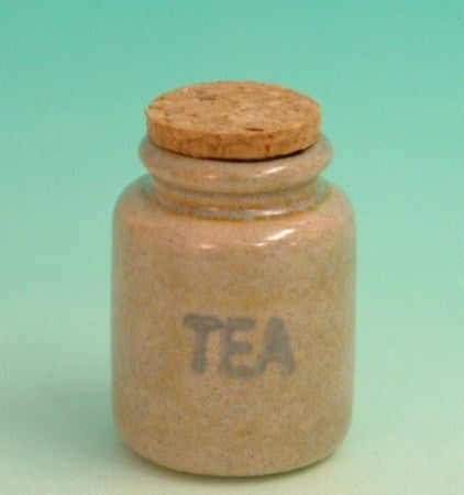 1/12 scale dollshouse miniature real terracotta/stone handmade tea jars