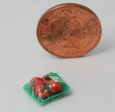 12th scale dollshouse miniature pre packed salad items