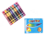 12th scale dollshouse miniature set of colouring pens or paints