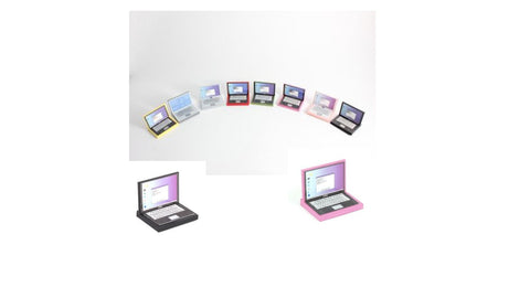 12th scale dollshouse miniature  modern laptop
