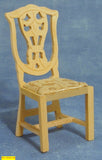 1:12 scale dollshouse miniature chairs 7 to choose from