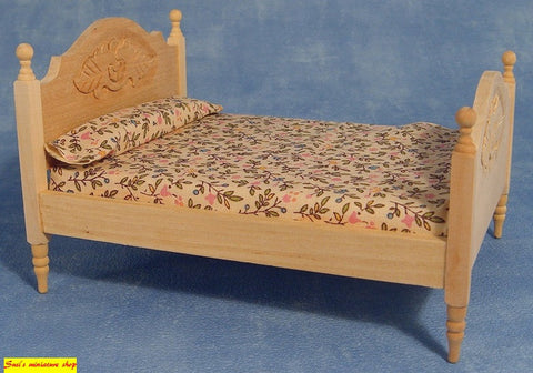 1:12 scale dollshouse miniature beds 4 to choose from