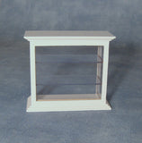 12th scale dollhouse miniature shop shelf display units